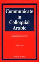 CommunicateinColloquialArabic