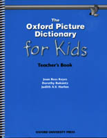 OxfordPictureDictionaryforKidsTeachersBook