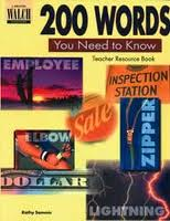 200 Words that you Need to Know