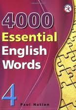 4000 Essential English Words, Book 4