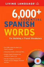 6,000+ Essential Spanish Words with CD-ROM