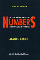 A Dictionary of Numbers