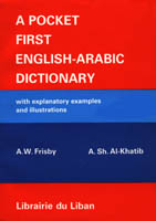 A Pocket First English-Arabic Pocket Dictionary