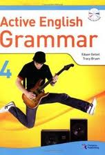 Active English Grammar 4, Student Book w/CD
