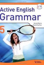Active English Grammar 5, Student Book w/CD