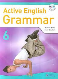 Active English Grammar 6, Student Book w/CD