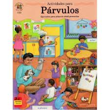 Activity Books in Spanish, Parvulos