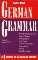 Barron's: German Grammar