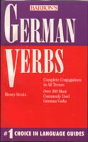 Barron's: German Verbs