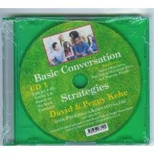 Basic Conversation Strategies CD's