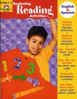 Beginning Reading Activities English/Spanish