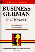 Business German Dictionary