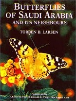 Butterflies of Saudi Arabia