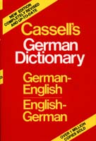 Cassell's German Dicitonary