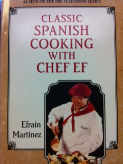 Classic Spanish Cooking With Chef Ef