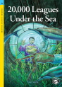 Classical Readers: 20,000 Leagues Under the Sea (Level 3)