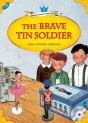 Classical Readers: The Brave Tin Soldier (Level 1)