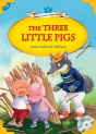 Classical Readers: The Three Little Pigs - Young Learners Classic Readers Level 1