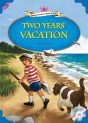 Classical Readers: Two Years' Vacation - Young Learners Classic Readers Level 6