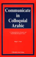 Communicate in Colloquial Arabic