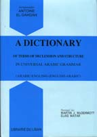 Dictionary Terms of Declension