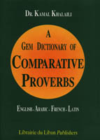 Dictionary of Comparative Proverbs