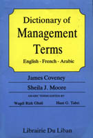Dictionary of Management Terms