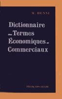 Dictionnaire Termes Economiques