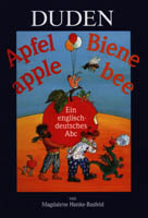 Duden: Apfel Apple Biene Bee