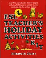 ESL Teacher's Holiday Activities Kit