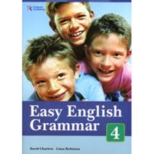 Easy English Grammar Student Book 4