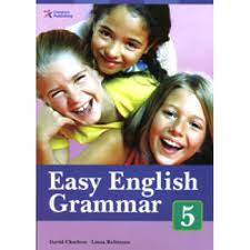 Easy English Grammar Student Book 5