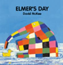 Elmer Series: Elmer's Day (English-Chinese)
