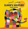 Elmer's Weather (English-Arabic)