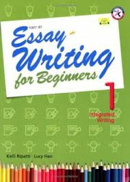 Essay Writing for Beginners 1, Student Book w/CD