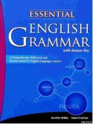 Essential English Grammar, Student Book
