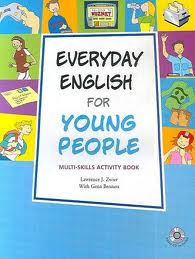 Everyday English for Young People, Act. Book w/CD