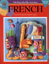 French Reproducible Activities/ Middle &High School