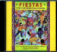 Fiestas: A Year of Latin-American Songs and Celebrations CD