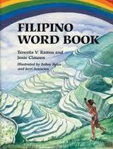 Filipino Word Book