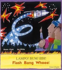 Flash Bang Wheee! (Serbo/Croatian-English)
