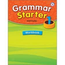 Grammar Starter 1, Workbook