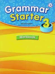 Grammar Starter 3, Workbook