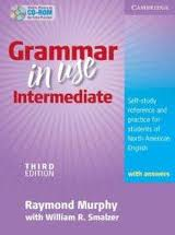 Grammar in Use Intermediate with Answers and CD-Rom