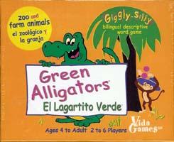 Green Alligators - El Lagartito Verde