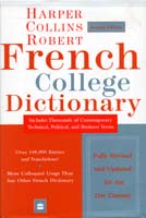Harper Collins French College Dictionary