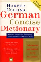 Harper Collins German Concise Dictionary