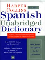 Harper Collins Spanish Unabridged Dictionary