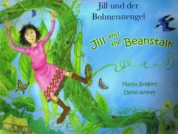 Jill and the Beanstalk (German/English)