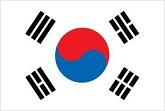 Korea (South) Flag